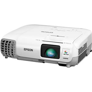 Epson PowerLite X27 XGA 3LCD Projector